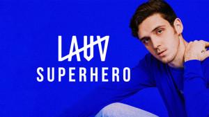 Lauv's Superhero