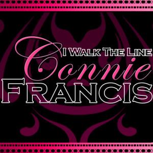 Connie Francis的專輯I Walk the Line