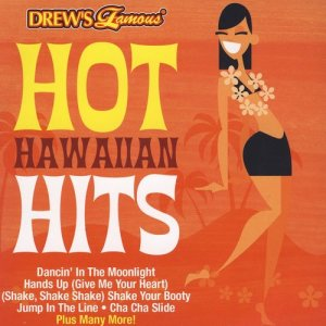 Album Hot Hawaiian Hits from The Hit Crew