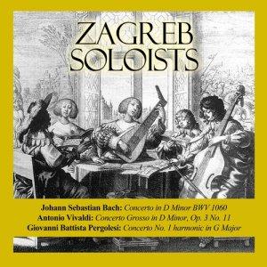 Johann Sebastian Bach: Concerto in D Minor BWV 1060 / Antonio Vivaldi: Concerto Grosso in D Minor, Op. 3 No. 11 / Giovanni Battista Pergolesi: Concerto No. 1 harmonic in G Major
