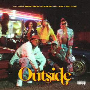 Album Outside(Explicit) from Joey Bada$$
