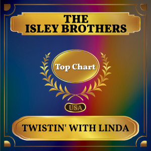Album Twistin' with Linda from The Isley Brothers