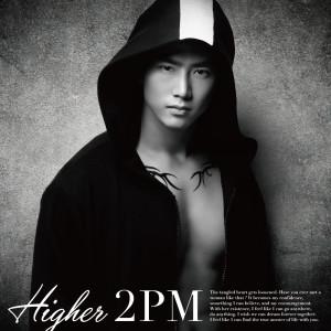 2PM的專輯HIGHER (TAECYEON Verison)