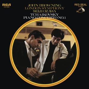 Album Tchaikovsky: Piano Concerto No. 1 in B-Flat Minor, Op. 23 from John Browning