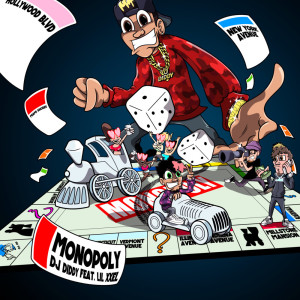 Album Monopoly from Lil Xxel