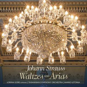 Johann Strauss的專輯Johann Strauss: Waltzes and Arias