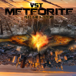 Album Meteorite (feat. E-40 & TayF3rd) from VST