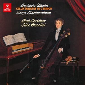 Aldo Ciccolini的專輯Chopin & Rachmaninov: Cello Sonatas in G Minor