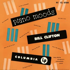 Album Piano Moods from Bill Clifton
