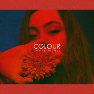 Album colour from Jasmine Thompson
