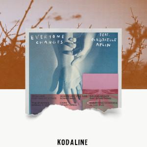 Kodaline的專輯Everyone Changes