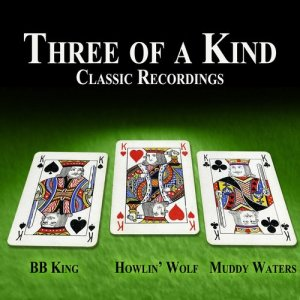 Album Three of a Kind - Classic Recordings from BB King