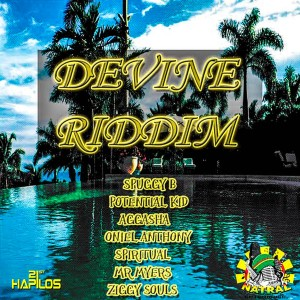 Album Devine Riddim from Iagasha