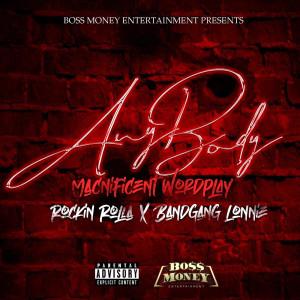 Album Anybody (Explicit) from Rockin Rolla