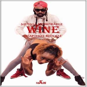 Album Wine - Single from Munga