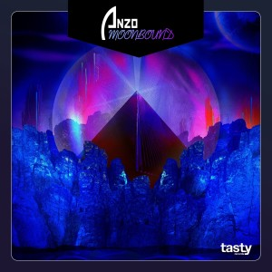 Album Moonbound from Anzo