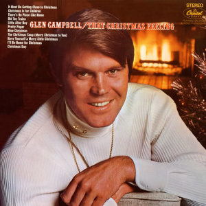 Glen Campbell的專輯That Christmas Feeling
