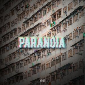 Album Paranoia (Explicit) from Marwa Loud