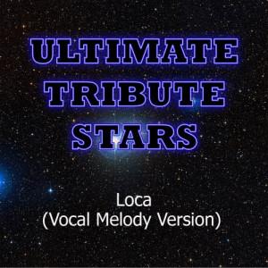 Ultimate Tribute Stars的專輯Shakira feat. El Cata - Loca (Vocal Melody Version)