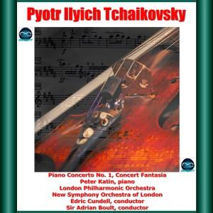 Adrian Boult的專輯Tchaikovsky: Piano Concerto No. 1, Concert Fantasia