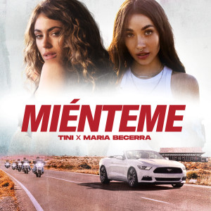 Album Miénteme from Tini