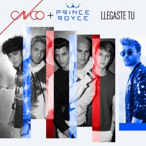 Listen to Llegaste Tú song with lyrics from CNCO