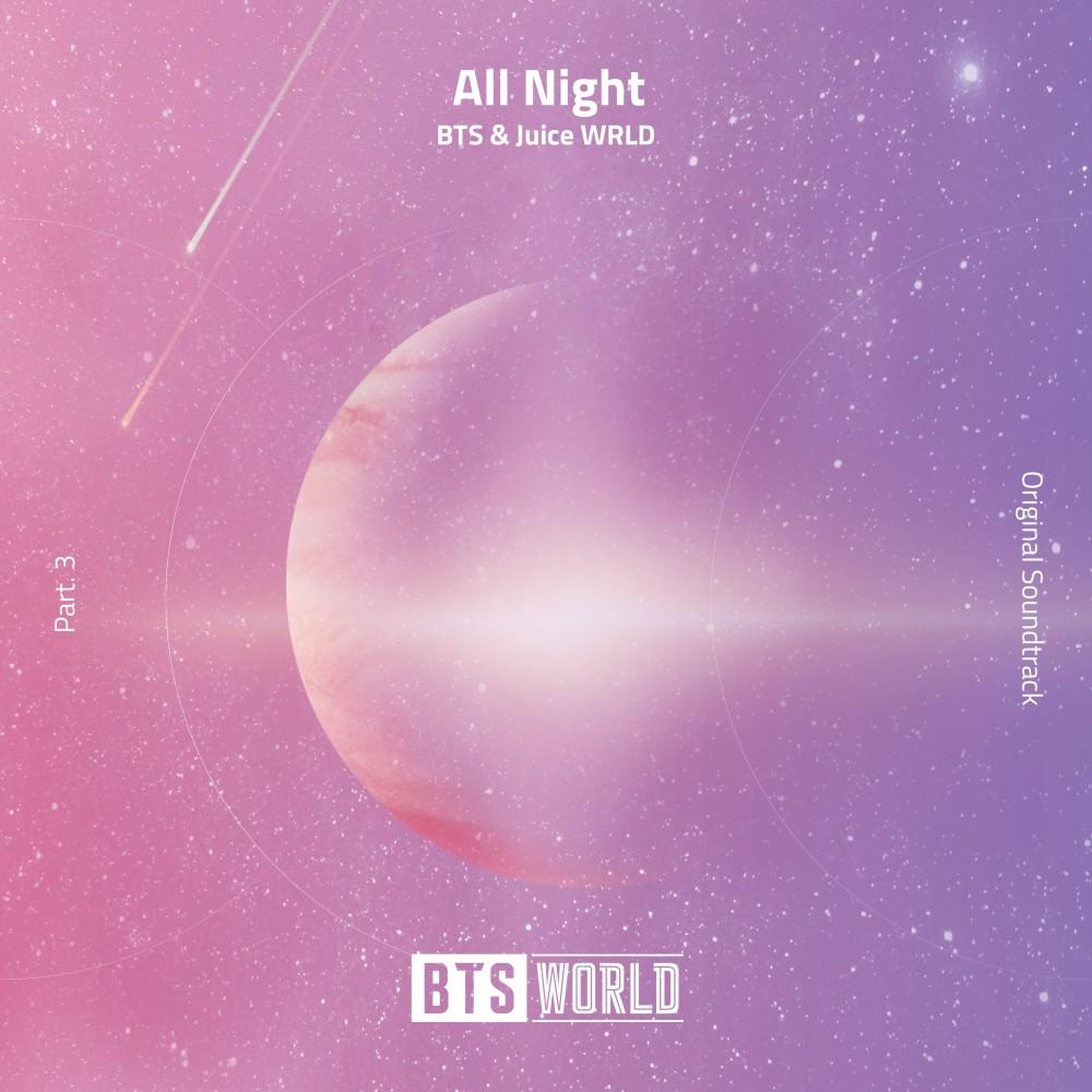 ฟังเพลงอัลบั้ม All Night (BTS World Original Soundtrack) [Pt. 3]