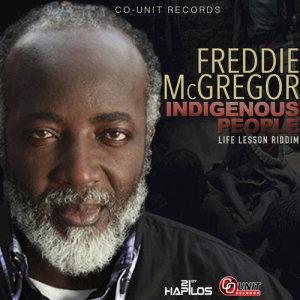 Album Indigenous People - Single from Freddie McGregor