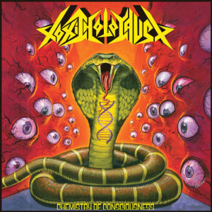 Album Chemistry of Consciousness from Toxic Holocaust