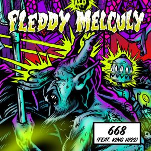 Listen to 668 song with lyrics from Fleddy Melculy