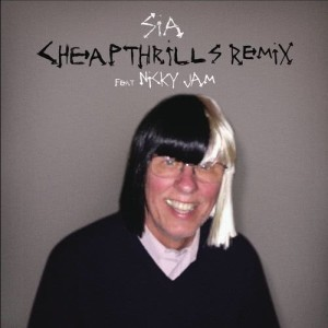 Sia的專輯Cheap Thrills Remix