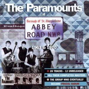 Album The Paramounts: 1963 - 1970 from The Paramounts