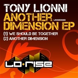 Album Another Dimension EP from Tony Lionni