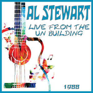 Album Live from the UN Building 1988 from Al Stewart