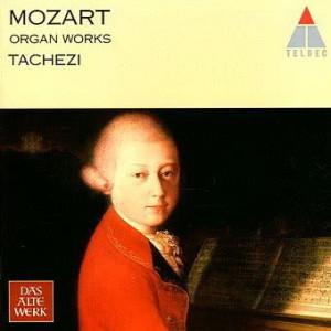 Album Mozart : Organ Works from Herbert Tachezi