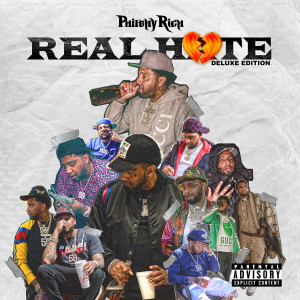 Album Real Hate (Deluxe Edition) from Philthy Rich