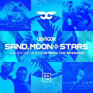 Album Sand, Moon & Stars from Carl Cox