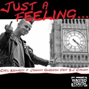 Album Just a Feeling (feat. B.J. Caruana) from Carl Kennedy