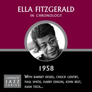 Ella Fitzgerald的專輯Complete Jazz Series: 1958