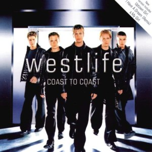 Westlife的專輯咫尺天涯