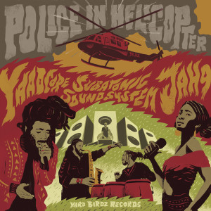 Album Police in Helicopter from Jah9