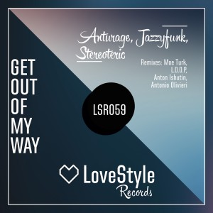 Album Get out of My Way from Anturage