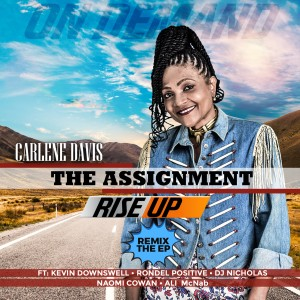Album The Assignment Rise Up from Carlene Davis