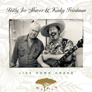 Album Sold American (Live) from Billy Joe Shaver
