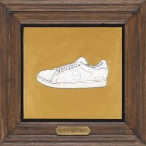 林海峰的專輯九號鞋