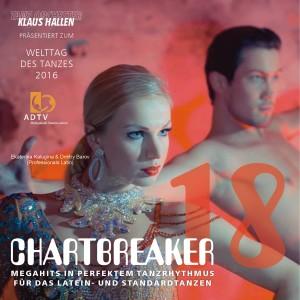 อัลบัม Chartbreaker for Dancing, Vol. 18 ศิลปิน Klaus Hallen Tanzorchester