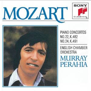 The English Chamber Orchestra的專輯Mozart: Piano Concertos Nos. 22 & 24