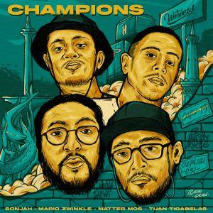 Champions dari Matter Mos