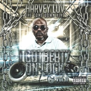 Album I Got Beatz on Lock, Vol. II from Harvey Luv