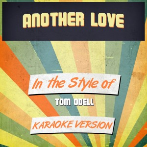 Ameritz Audio Karaoke的專輯Another Love (In the Style of Tom Odell) [Karaoke Version] - Single